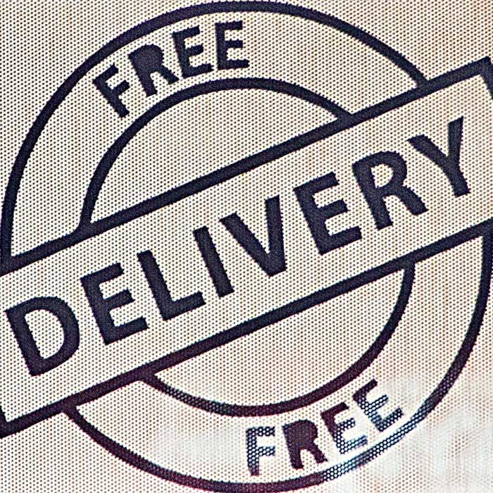 Free-delivery-worldwide